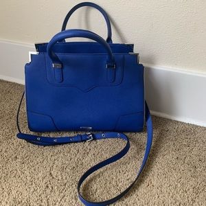 Royal Blue Rebecca Minkoff Amorous Bag